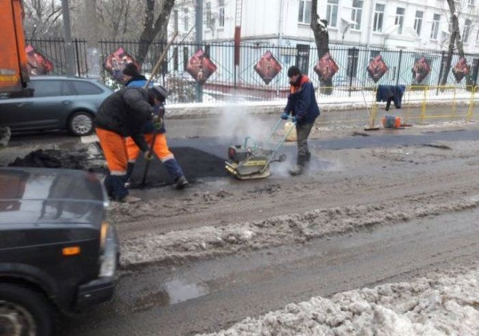 Roads in Russia, part 2