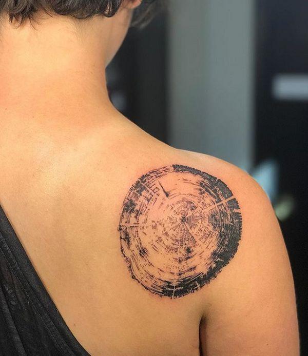 Nature-Inspired Tattoos