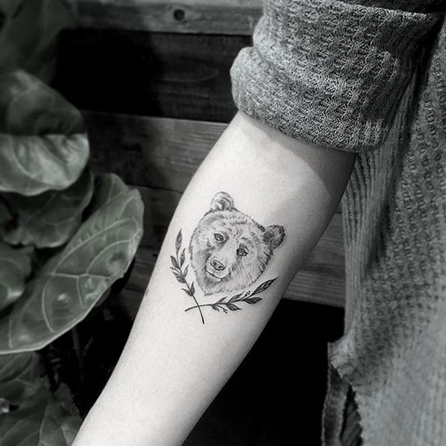 Nature-Inspired Tattoos