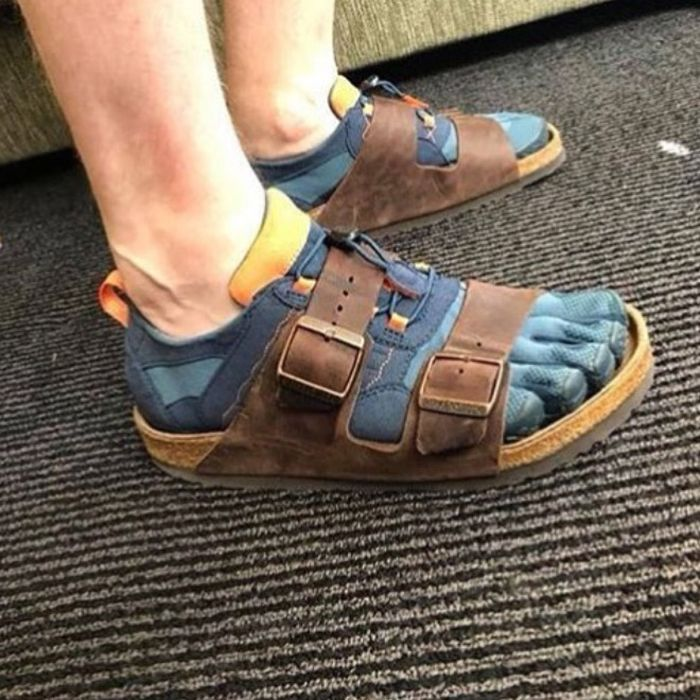 Ugly Shoes