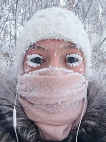 Russia's Yakutsk Winter VS Yakutsk Summer