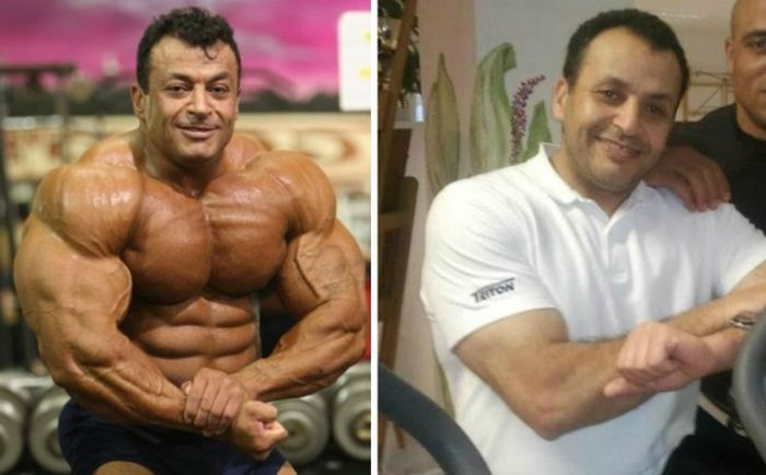 Famous Bodybuilders Then And Now