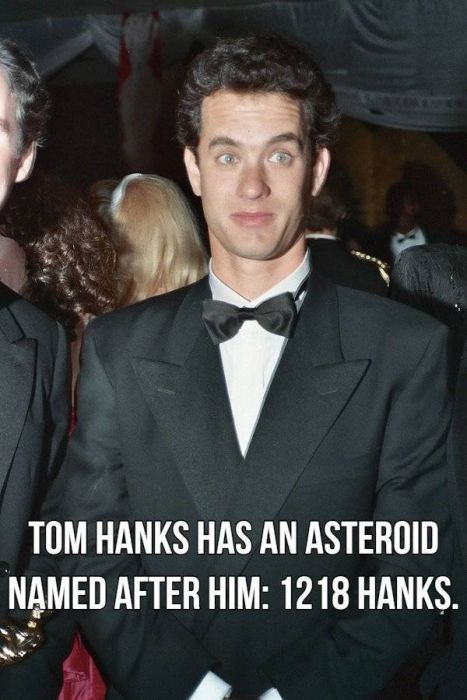 Random Facts About Celebs