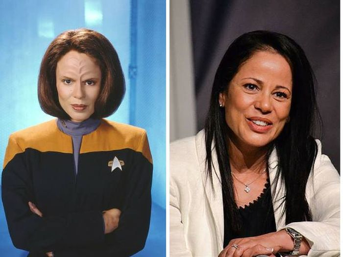 """Star Trek"" Cast Has Changed A Lot"