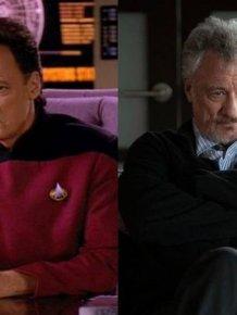 """Star Trek"" Cast Has Changed A Lot"
