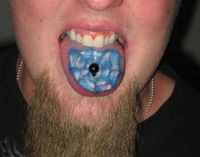 Tongue Tattoos, part 2