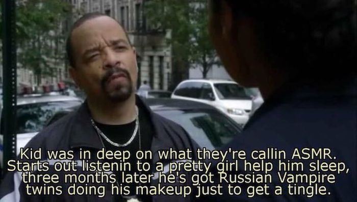 The Wild Sh*t Ice-T Has Seen on SVU