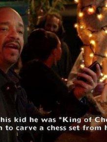The Wild Sh*t Ice-T Has Seen on SVU