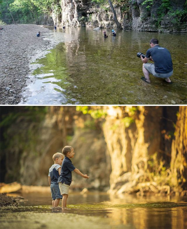 Professional Photographer Can Make A Great Photo Anywhere