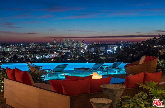 Inside A $38 Million Hollywood Hills Mansion