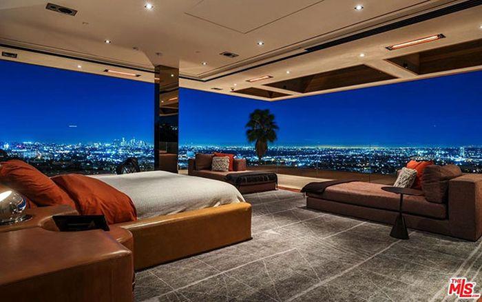 Inside A $38 Million Hollywood Hills Mansion