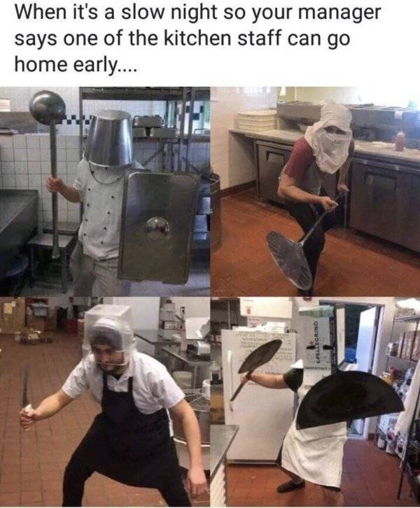 Work Fails And Memes, part 2