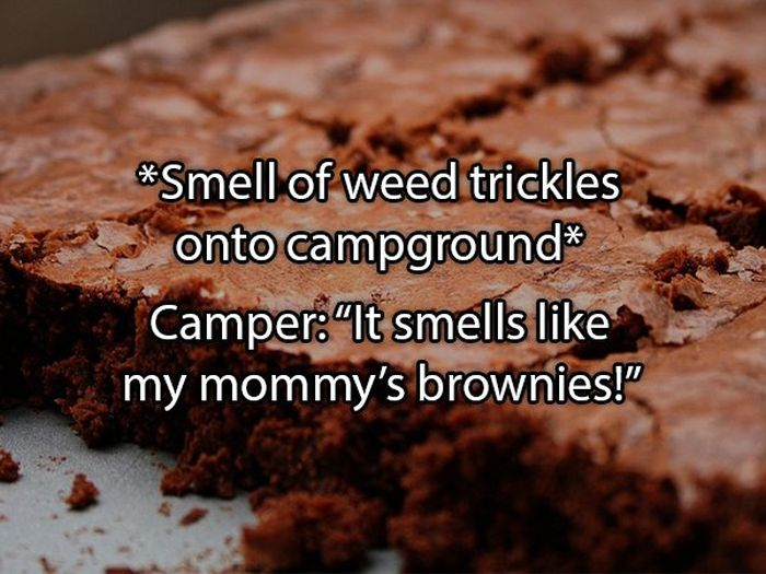 Crazy Things People Overheard At Summer Camp