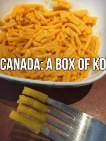What Food You Can Buy For $1 In Different Countries