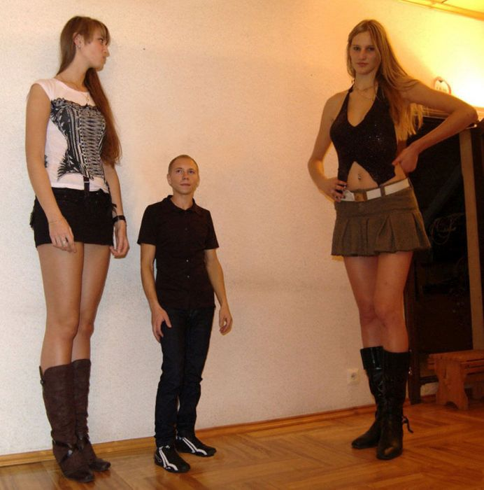 Very Tall Women