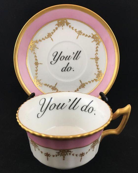 Dainty Teacups