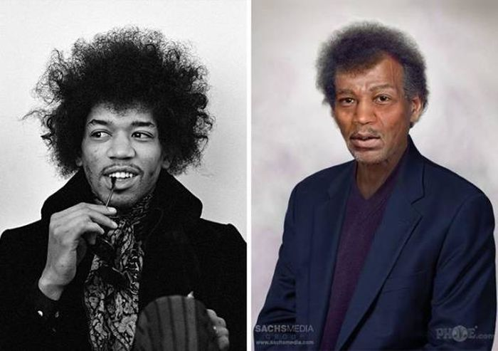 If Those Celebs Were Still Alive…