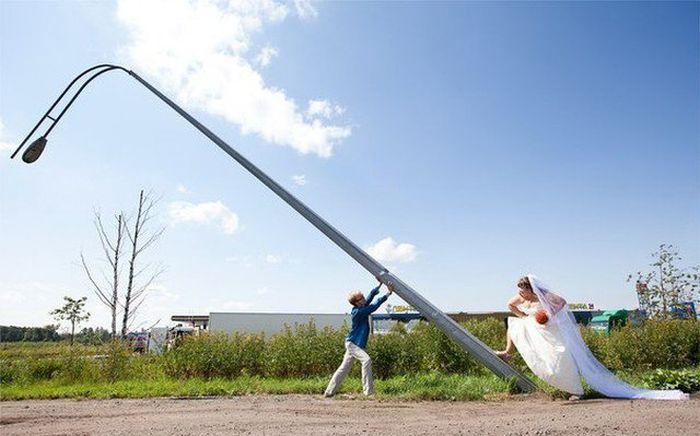 Awkward Russian Wedding Moments