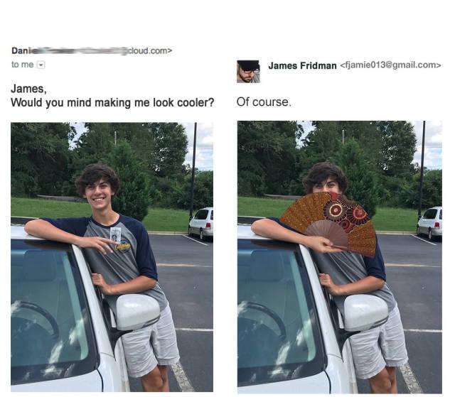 Hilarious Photoshop Trolling, part 2