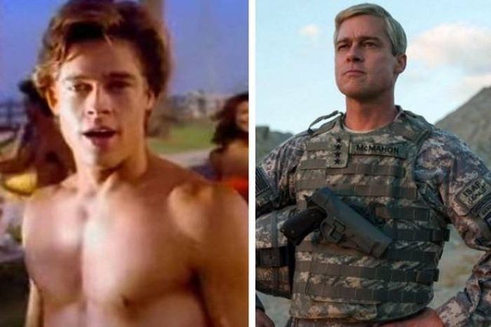 How Actors Have Changed Since They Began Their Careers