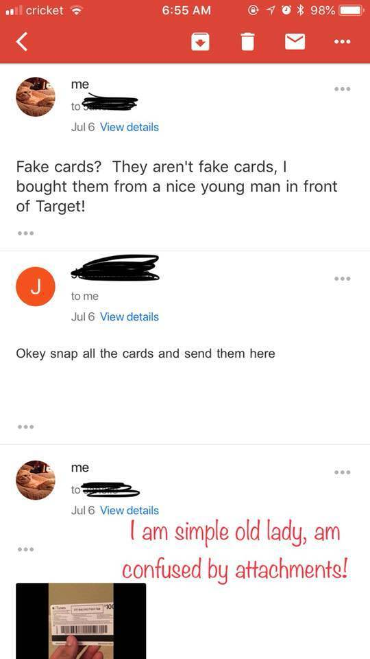 Scammer Gets Trolled, part 2