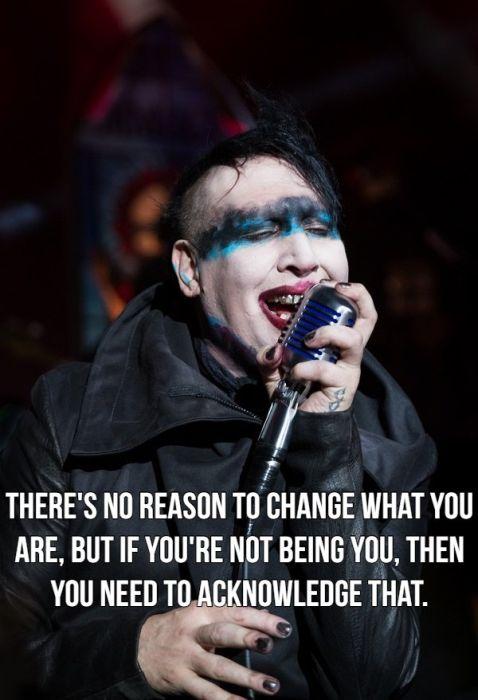 Marilyn Manson Quotes