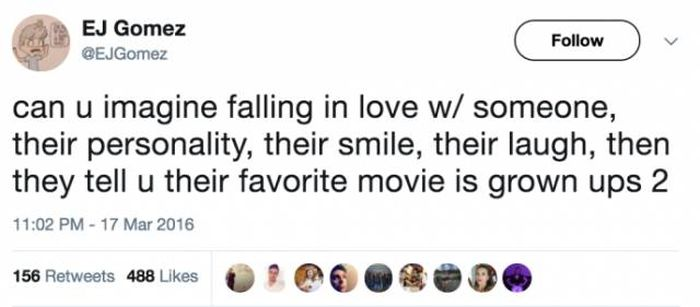Imagine Falling In Love With Someone And Then Finding Out...