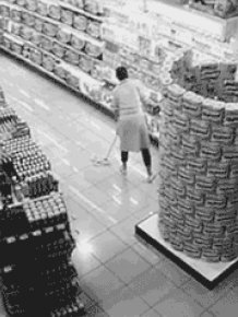 Bad Things Happen At The Grocery Stores