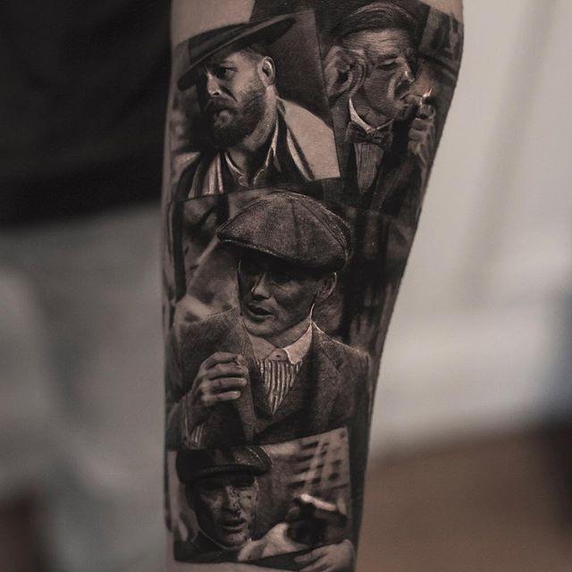 Photorealistic Tattoos