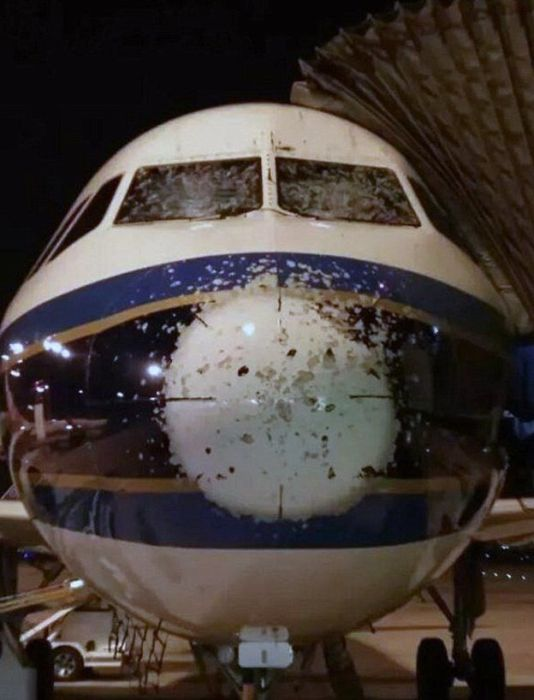 Scary Aviation Monments