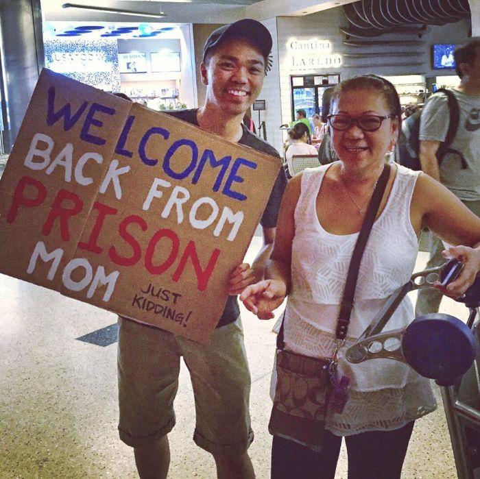 Seen At Airports
