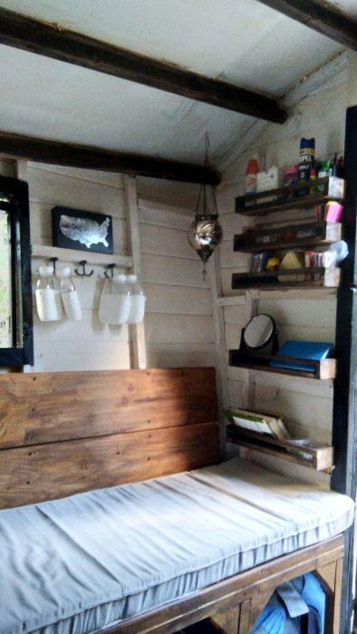 Handmade Gypsy Wagon