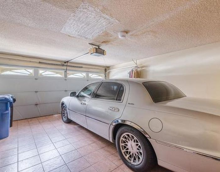 This AirBnb Comes With Parking