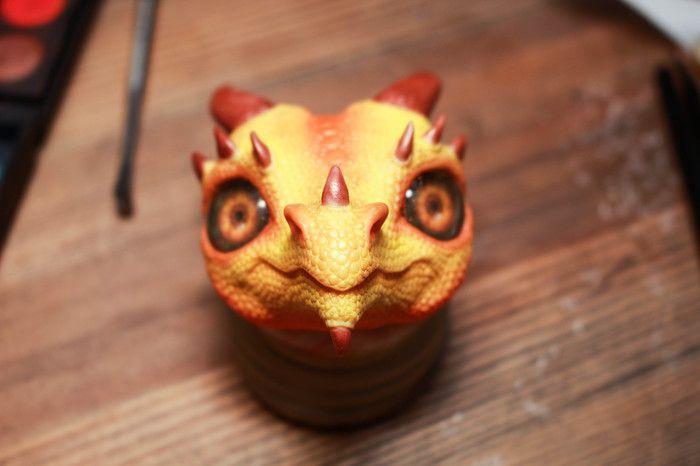 DIY Dragon, part 2