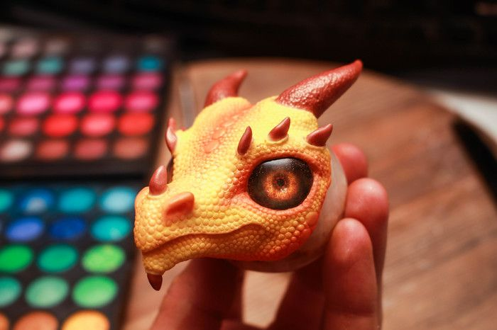 DIY Dragon, part 2