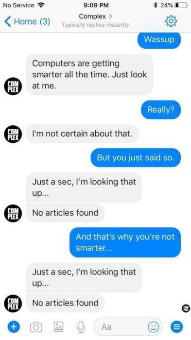 Cringe!, part 3