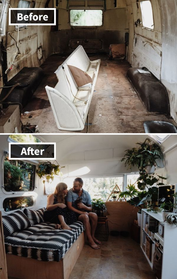Rooms Before And After Makeover