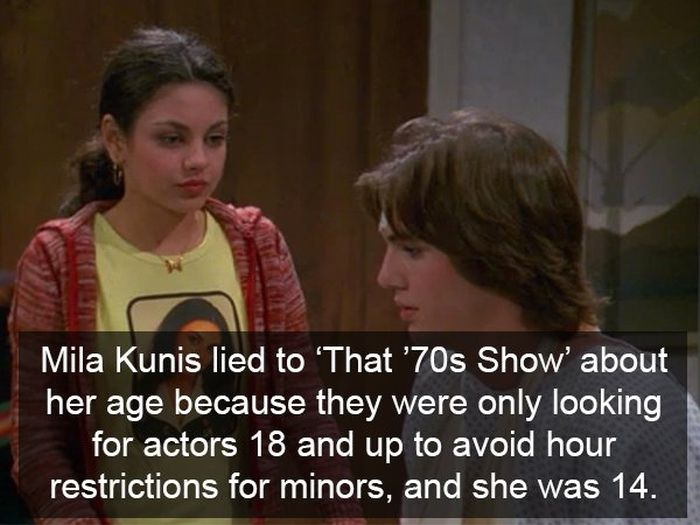 Interesting Facts About Your Favorite TV Shows