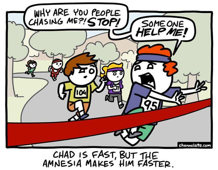 Funny And Dark Comics