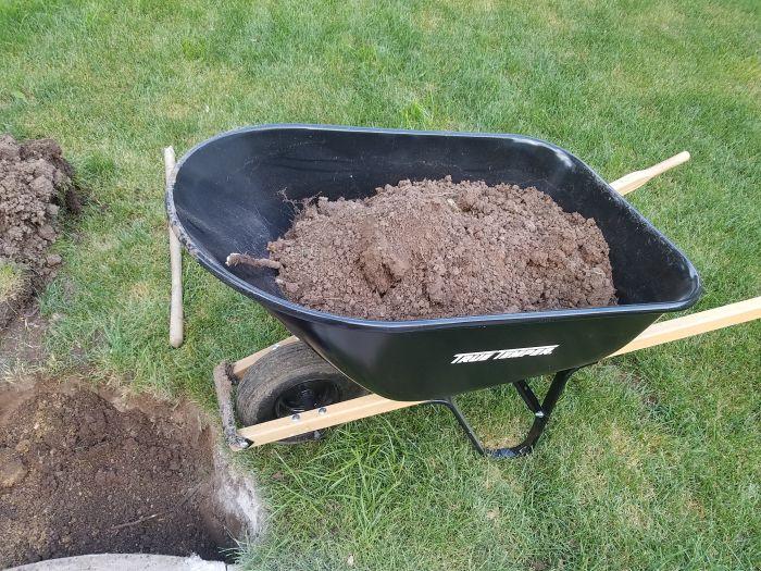 DIY Backyard Firepit