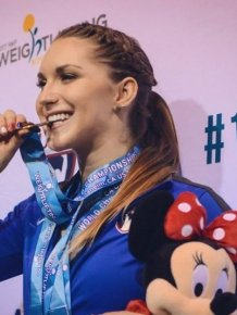 Relationship Advices By 22 Year-Old Olympic Weightlifter