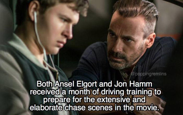Facts About Baby Driver