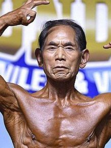 81-Year-Old Bodybuilder