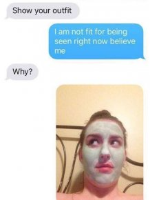 Guy Is Trying To Get Nudes But This Girl Is Smart