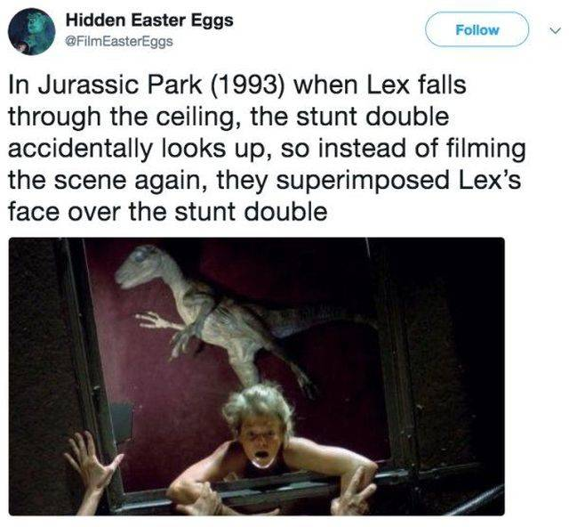 Easter Eggs In The Movies