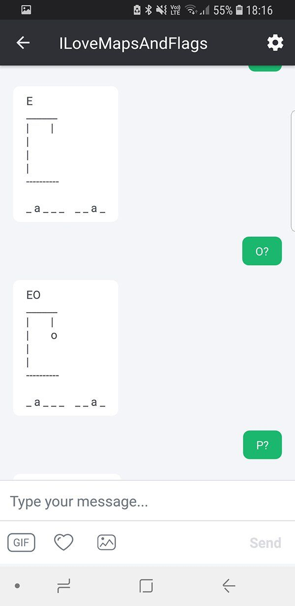 Would You Like To Play A Game Of Hangman?