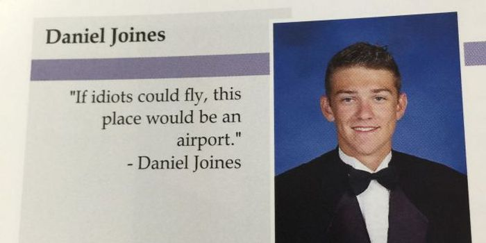 Funny Yearbook Quotes Part 2 Fun