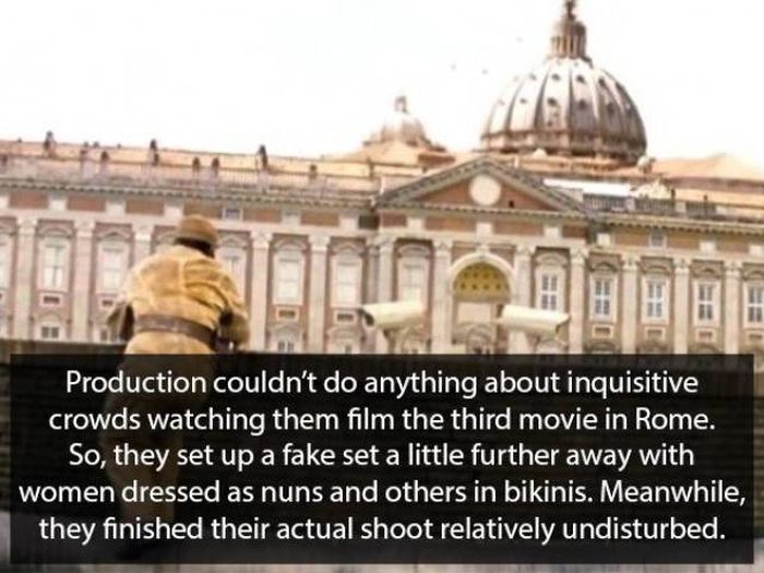 Facts About Mission Impossible