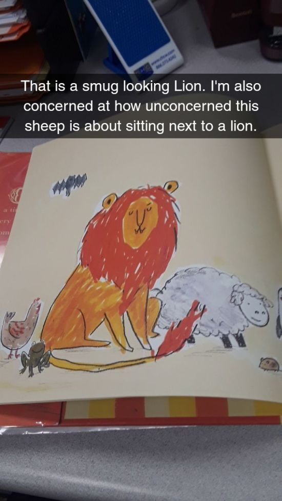 Adult's Brutally Honest Review Of Children's Book