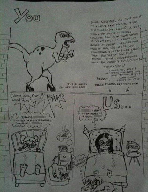 Passive-Aggressive Notes